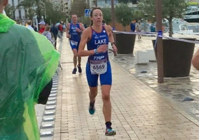 Tavistock's Lake wins second European medal in Ibiza