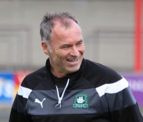 Bleazard back for Argyle's tricky National League Cup trip to Southampton