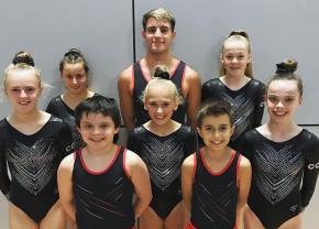 City of Plymouth Gymnastics Club enjoy success at English Championships inSheffield