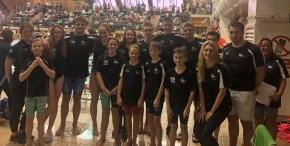 Caradon Swimming Club enjoy successful trip toBournemouth