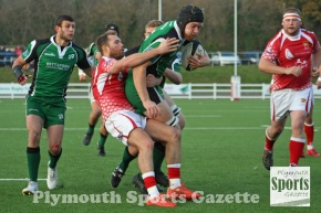 RUGBY REPORTS: Ivybridge suffer first home loss, but Oaks claim a record 10th straightwin