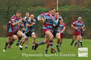 RUGBY REPORTS: Ivybridge and Oaks fail to pick up points for the first time this season