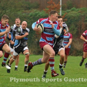 RUGBY REPORTS: Ivybridge and Oaks fail to pick up points for the first time thisseason
