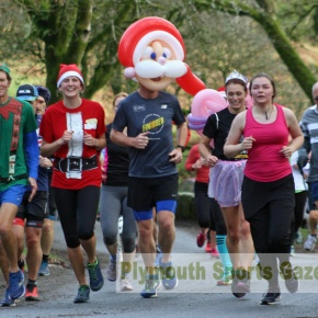 GALLERY: Pictures from the Jingle Bell Jog aroundBurrator