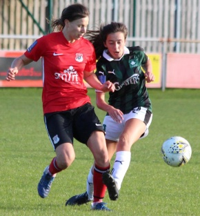 Argyle Ladies able to take stock after League Cup tie is moved to January