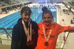 Caradon swimmers impress at three different meets