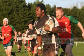 GALLERY: Pictures from the New Year's Day rugby match at OldTechs