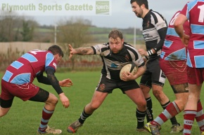 RUGBY REPORTS: Important wins for Saltash, Tavistock, Oaks, Old Techs and Saracens