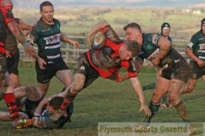 RUGBY REPORTS: Another defeat for Ivybridge, but joy for Services, Oaks, Tavistock and Saracens