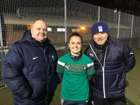 Argyle Ladies face tough start to 2019 with trip to ChichesterCity