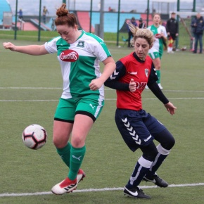 Argyle Ladies' new-look development side push Middlezoy hard in opening pre-seasonouting