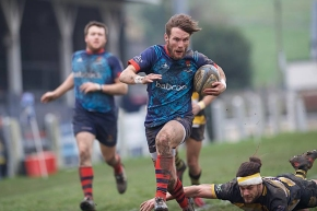 RUGBY REPORT: Devon derby success for Ivybridge, while Services run in 12 tries in memorable victory