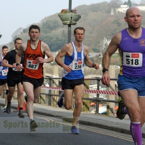 GALLERY: Pictures from the popular Looe 10Miler