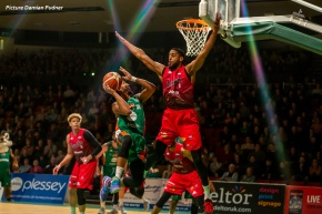 Raiders suffer more agony at the hands of Leicester in theBBL