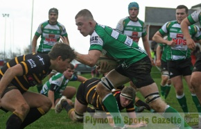 RUGBY ROUND-UP: Ivybridge players score for Devon in their narrow defeat to Cornwall