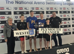 Plymouth Leander dig deep to retain national club title inCardiff