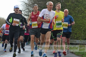 GALLERY: Pictures from the 2019 Mad March Hare 10k at Plympton