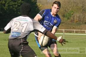 RUGBY REPORTS: Argaum are relegated as Ivybridge and Services also lose, but late joy forSaltash