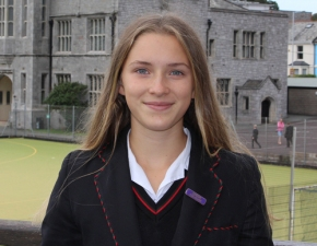 Plymouth College pentathlete Denton wins latest National Youth Ranking Competition
