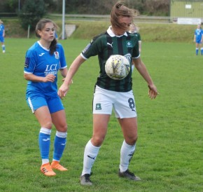 Argyle Ladies left frustrated after narrow home defeat to CardiffCity