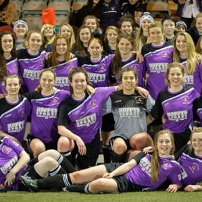 University of Plymouth Ladies FC to hold charity alumni match in memory of former player