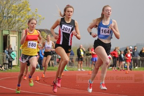 GALLERY: Northcott continues impressive form at Plymouth's Spring OpenMeet