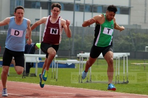 GALLERY: Pictures from the Southern League Athletics match at Brickfields