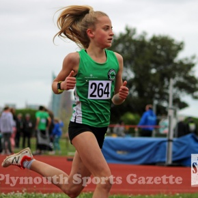 City of Plymouth's Northcott claims silver medal at Welsh Combined Events Champs