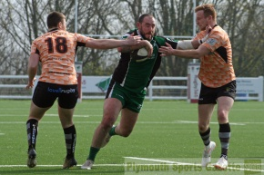 Ivybridge's Paterson is considering his options for the 2019-20 rugbyseason