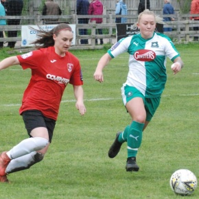 Argyle Ladies given lesson in clinical finishing by champions Coventry United