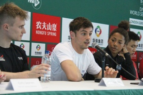 Daley hoping to end FINA World Series on a high in London