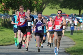 ATHLETICS ROUND-UP: Yearling pushed all the way by team-mate Fletcher in Armada5k