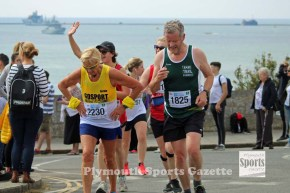 GALLERY: Merson storms to half marathon victory in Plymouth