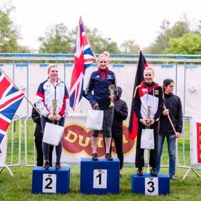 Plymouth pentathlete Bryson wins silver medal at CzechOpen