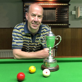 Plymouth billiards stars preparing for trip to Australia for World Championships