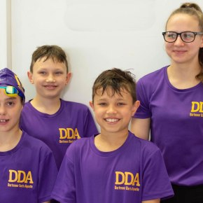 Dartmoor Darts continue to build with addition of juniorsquad
