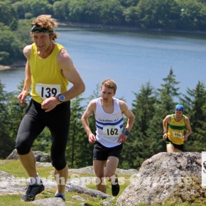 GALLERY: Pictures from the 2019 Burrator Horseshoe Run