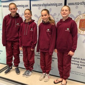 Woodlands Park Primary School quartet do themselves proud at national finals in Sheffield