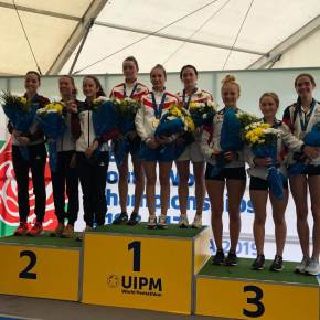 Plymouth College pentathletes Denton and Mitchell finish in world's top20