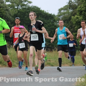 ATHLETICS: Fletcher wins July's Armada 5k, while youngsters look to impress at EnglishSchools