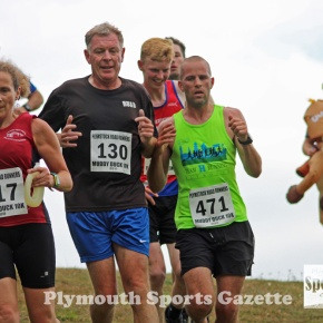 GALLERY: Yearling and Ezra claims victories at Plymstock's Muddy Duck10k