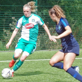 Leonard hoping for a good crowd as Argyle Ladies play their first home leaguematch