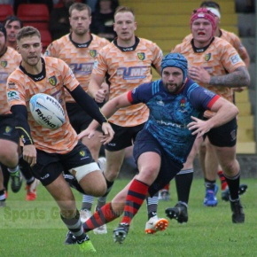 Devonport Services show their squad strength in pre-season win over higher league Brixham