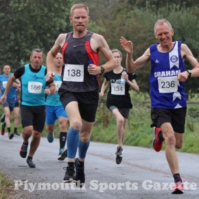 GALLERY: Plymstock's Bale finishes first in August's Armada Summer 5k Seriesrun