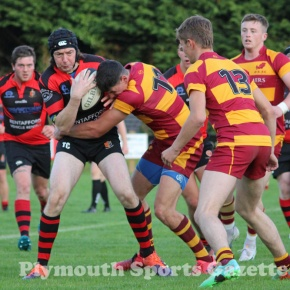 RUGBY ROUND-UP: Tavistock happy with their performance at Okehampton