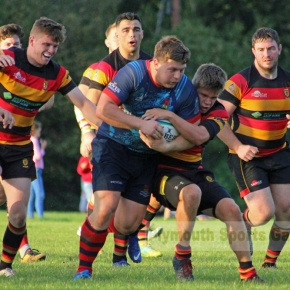 GALLERY: Goodman scores a hat-trick as Devonport Services beat Saltash in final pre-season test