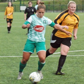 Argyle Ladies are hoping they will get to play their first game in three weeks