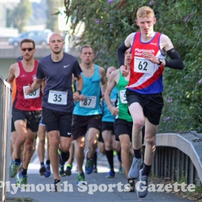 GALLERY: Pictures from the annual Plymouth Coasters Five Miler race