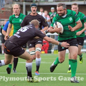 RUGBY REPORTS: Ivybridge crush Launceston at home, while Services and Oaks keep runs going