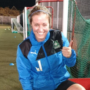 Knapman hits five as Argyle Ladies continue impressive form away at Hounslow